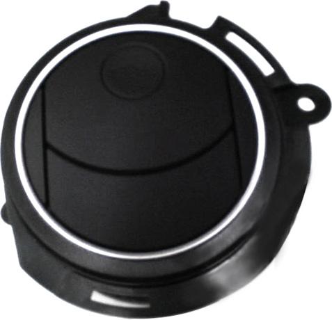 マスキング塗装 見切り0.2mm管理 自動車エアコンユニット